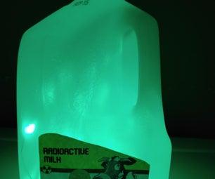 Radioactive Milk Lamb