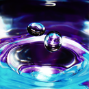 Water Drops (Macro) Studio