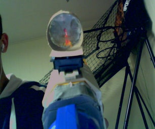 How to Make a Cheap Nerf Red Dot Sight