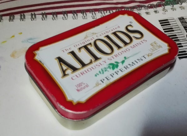 Altoids Tin Palette