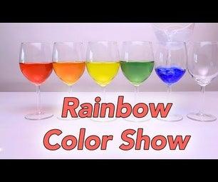 Rainbow Color Show