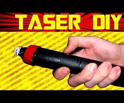 How to Make a Taser DIY