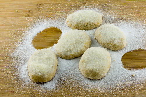 Norwegian Sugar Cookies
