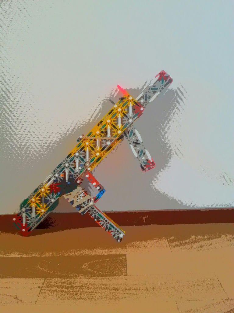 Knex Smg: Imperfect Purity