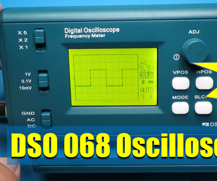 Build Your First Oscilloscope!