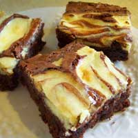 Bacon Cheesecake Brownies