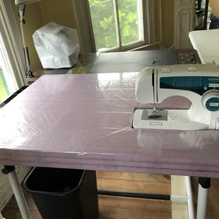 Cheap Sewing and Quilting Table or Desk #2
