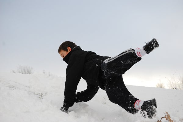 How to Iceboard/ Ice Surf