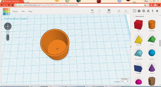 Create Water Hole