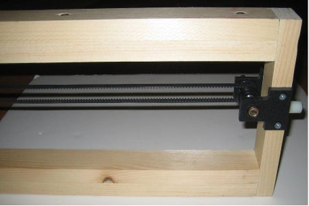 Building the Z-axis