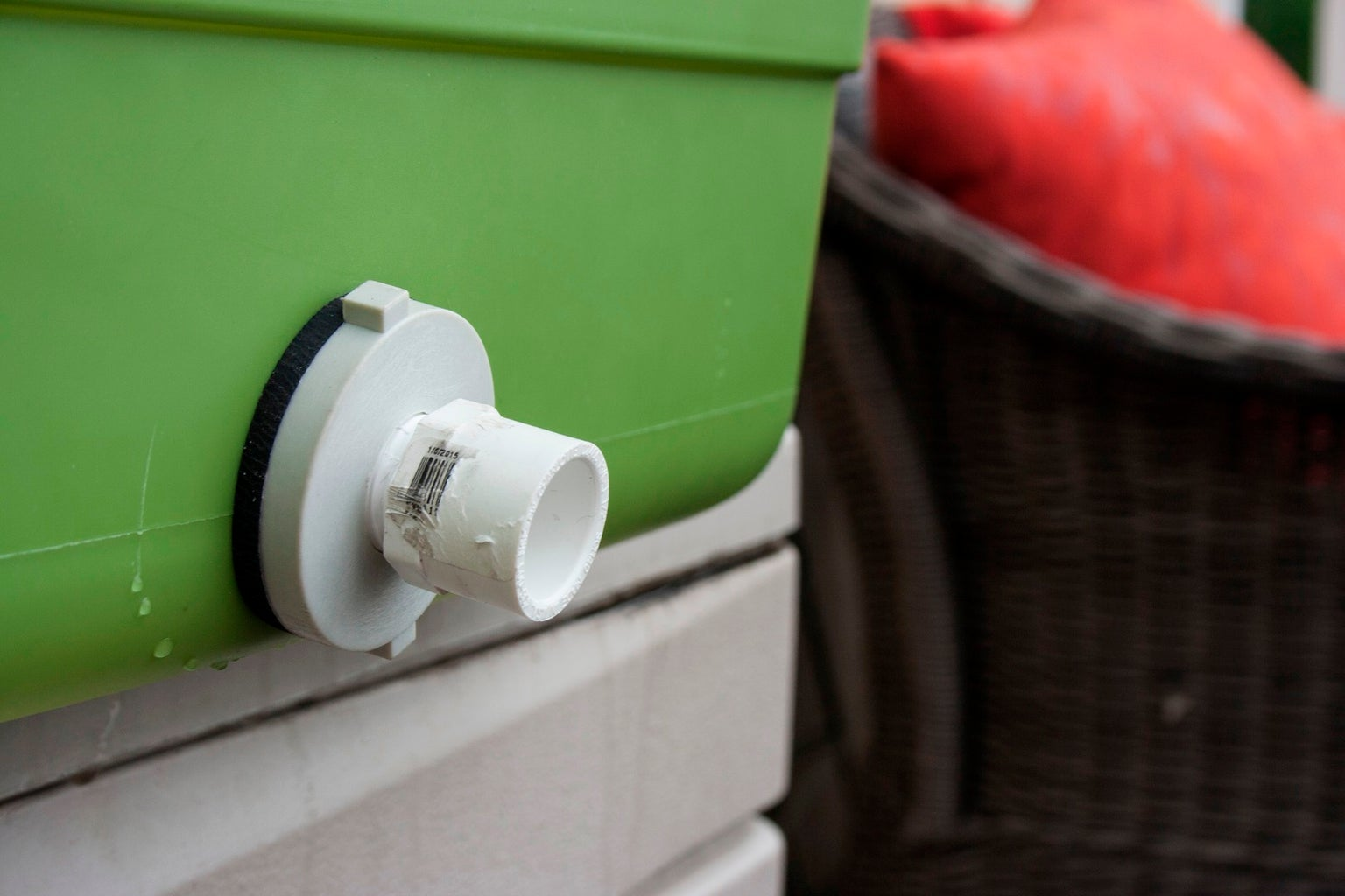 Add Your Spout & Stop-plug