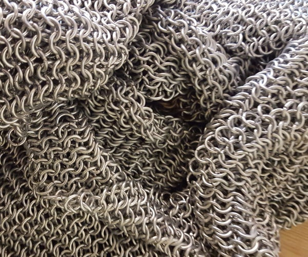 Introduction to Chainmaille