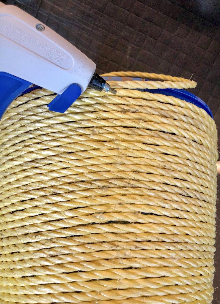 Continue Adding Rope