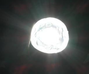 Recycled Gatorade LED Flashlight