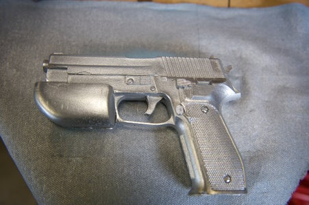Battlestar Galactica - Sidearm Replica