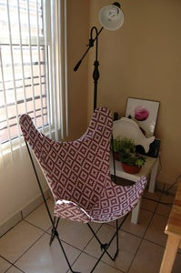 Butterfly Chair Cover
