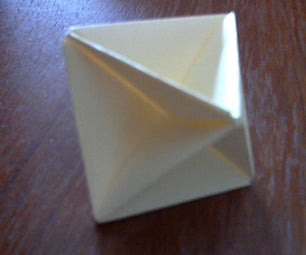 Simple, Quick, Origami Toy