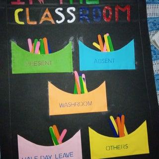 Classroom Student's Tracker