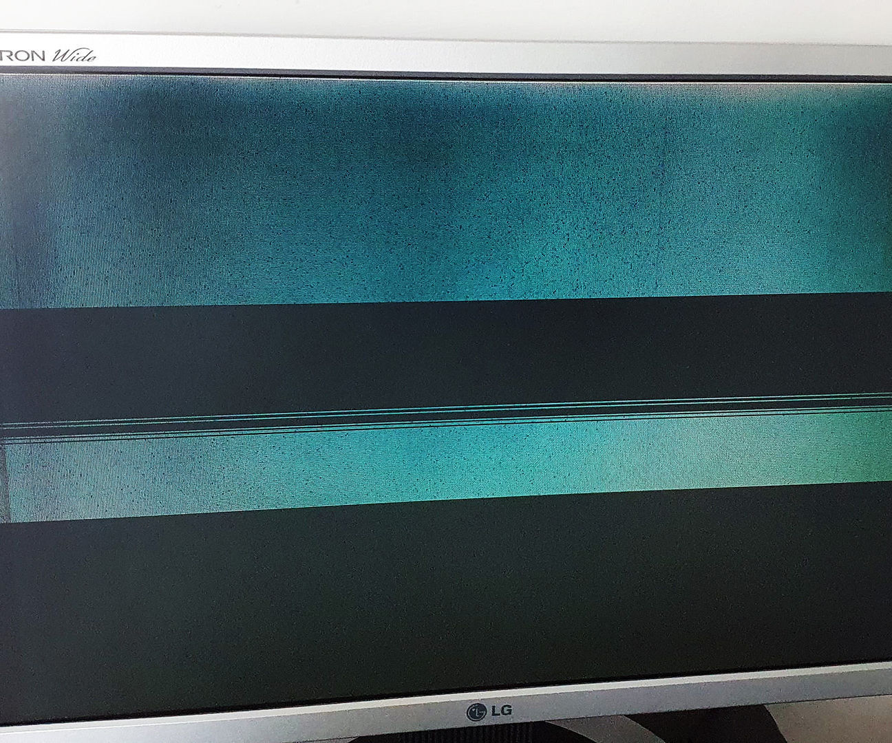Make Lightscreen From Old LCD Display