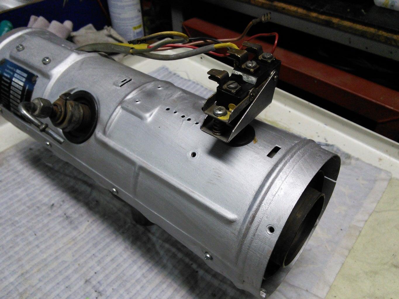 Assembling Heater
