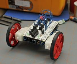 Programming the Propeller Microcontroller