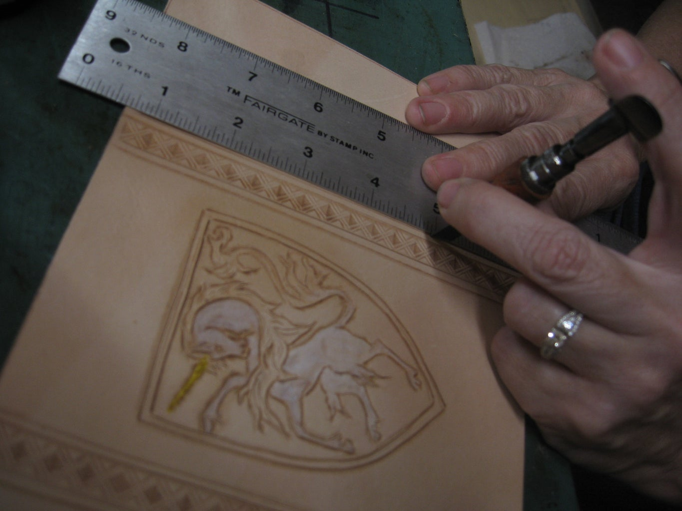 Design and Stamping