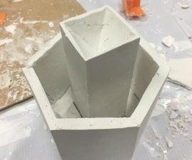 铸造膏药(固定架)