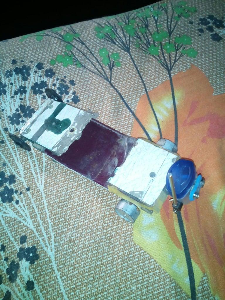 Making of Car