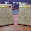 VU Meter Speakers