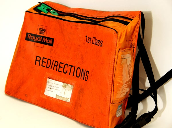 """Royal Mail"" Messenger Bag"