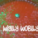 Wiggly Wobbly - See the Sound Waves !! Real Time Audio Visualizer !!