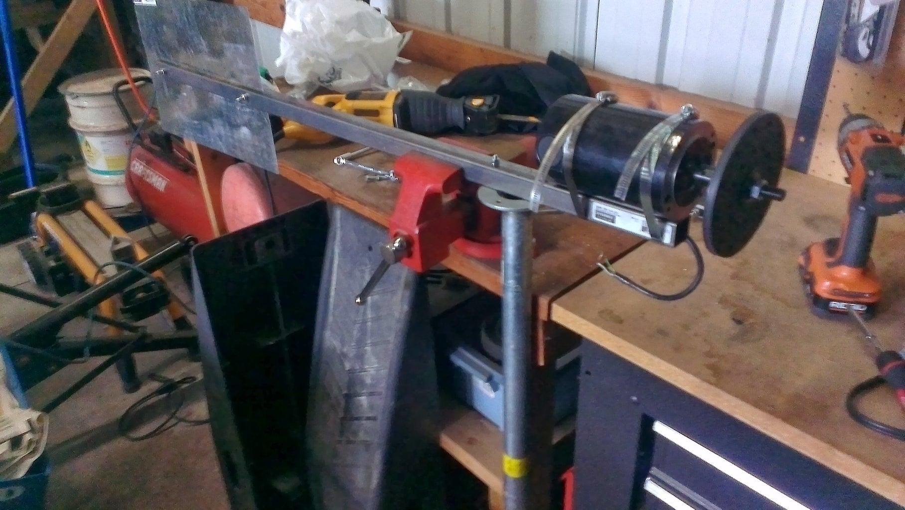 Attaching the Generator