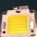 Recycling a Damaged LED 50W