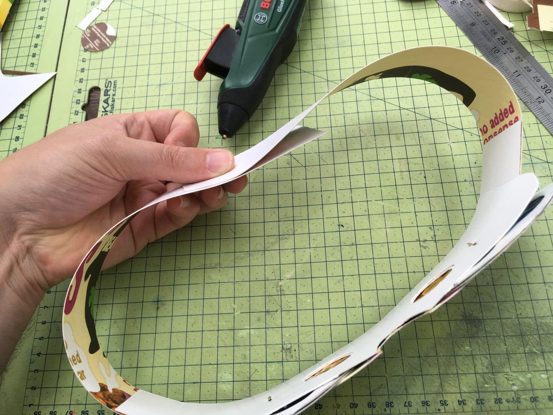 Fixed / Variable Headband