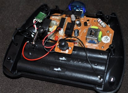 Modifying the Transmitter
