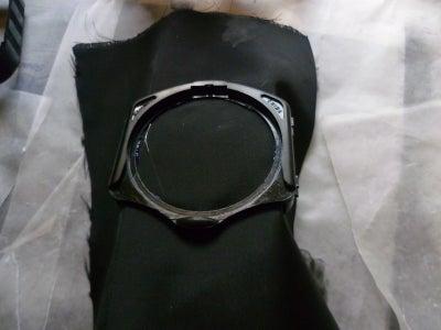 Preparing the Filter Holder