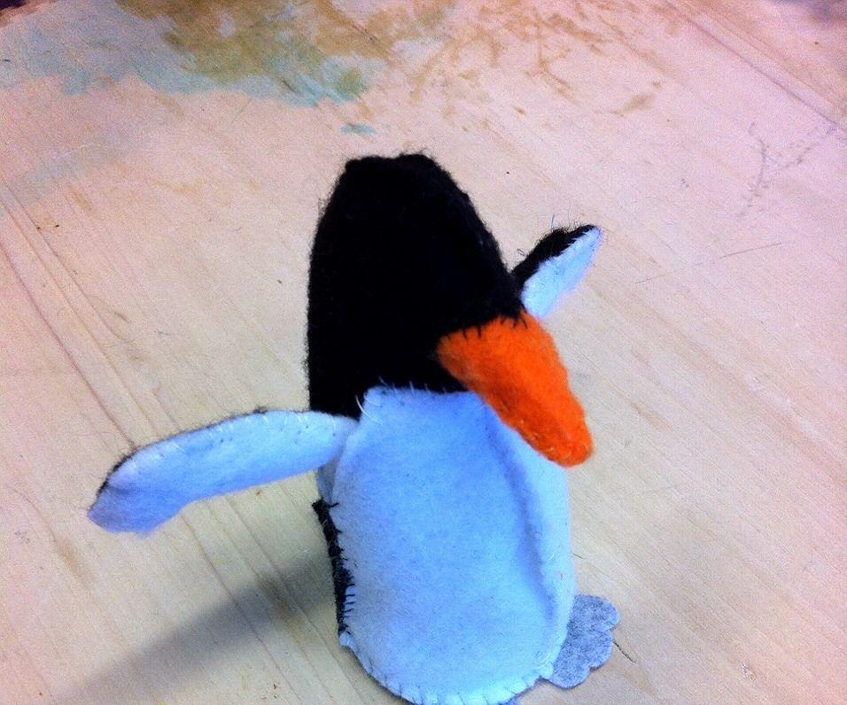 Vibration Penguin
