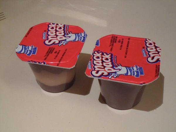 Homemade Pudding Pops