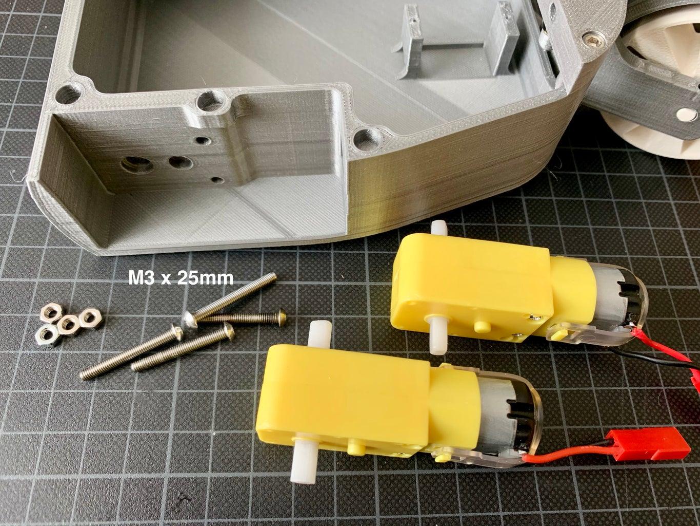 Preparing Motors
