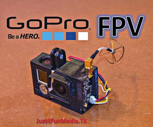GoPro Real Time FPV Transmitter