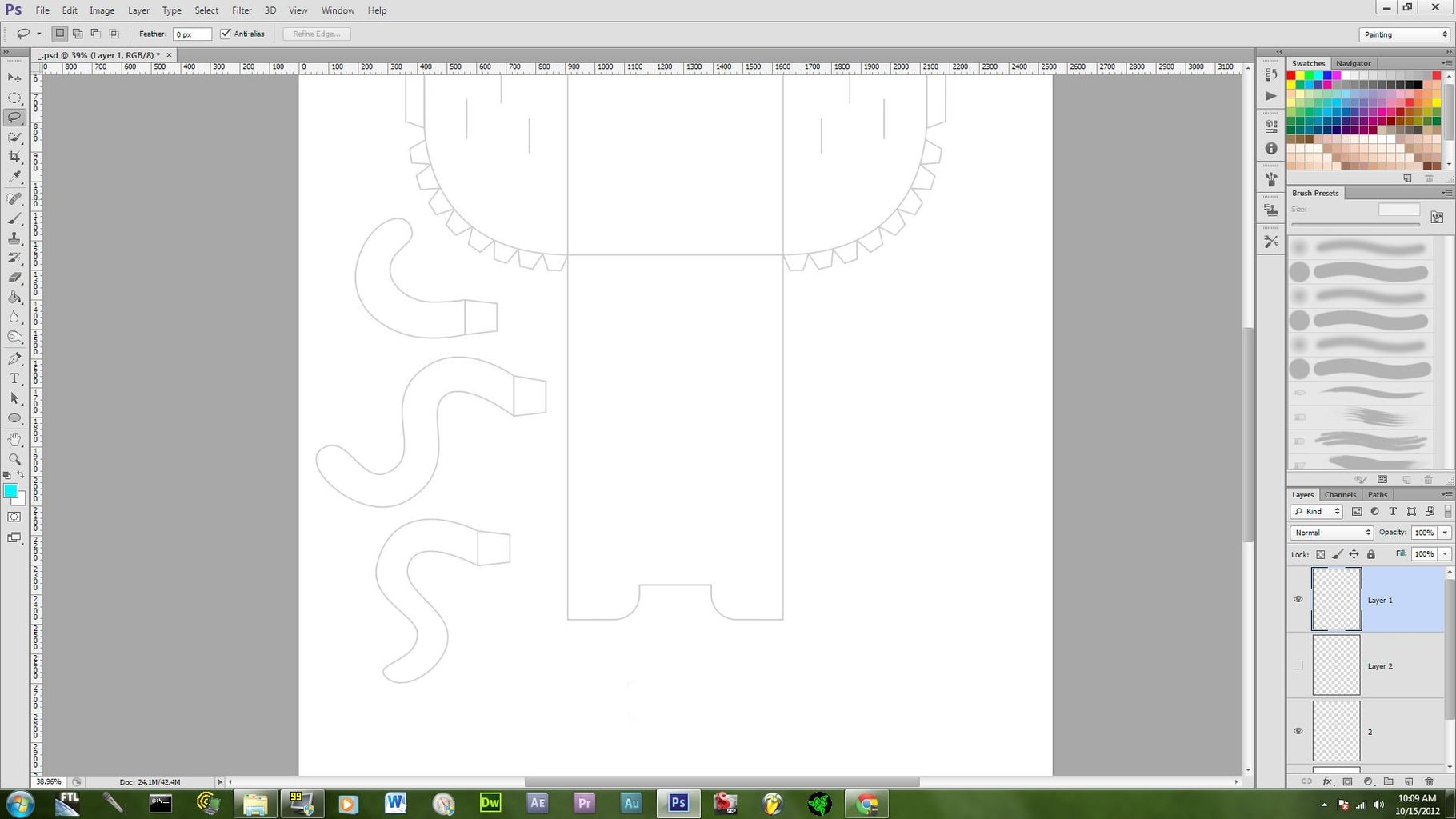 Designing the Monster
