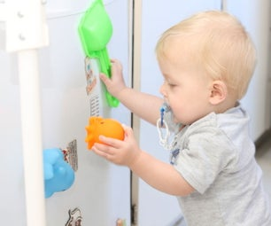 幼儿安全冰箱磁铁