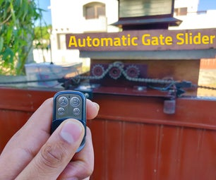 Automatic Gate Slider Under $100