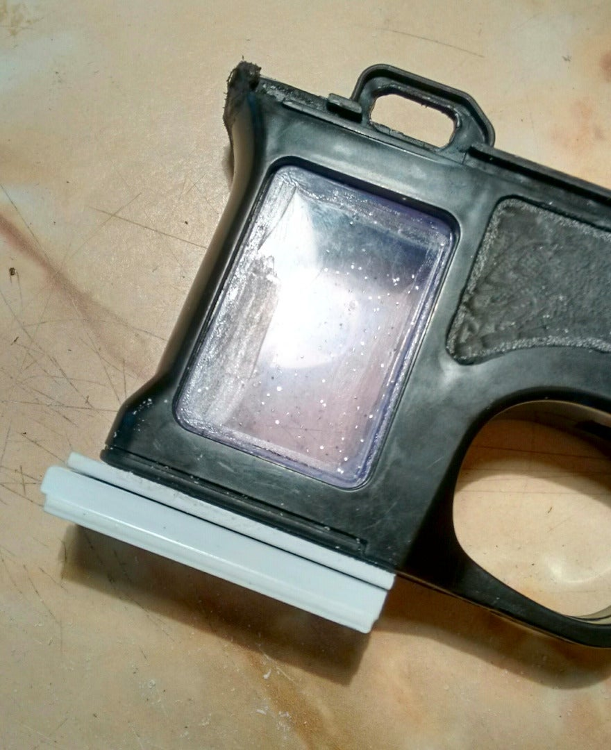 Creating the Extended Magazine