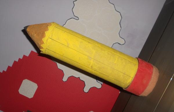 Secret Pencil Case