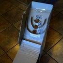 Easy Cardboard Mini Skee Ball