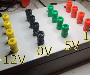 模块化合成器电源