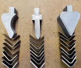 3D Printed Press Brake Forming Tools