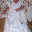 Eliana's Christening Gown
