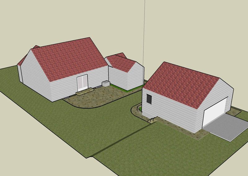 How to build a garage from the ground up